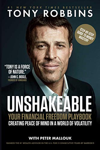 Tony Robbins - Unshakeable Audio Book Free