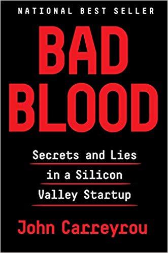John Carreyrou - Bad Blood Audio Book Free
