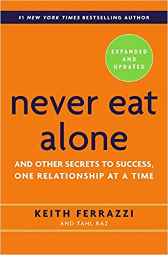 Keith Ferrazzi - Never Eat Alone Audio Book Free