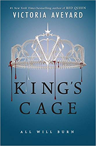 Victoria Aveyard - King's Cage Audio Book Free