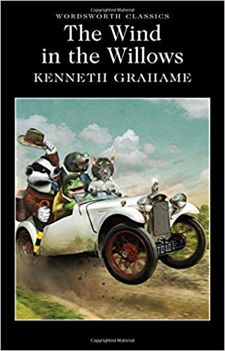 Kenneth Grahame - Wind in the Willows Audio Book Free