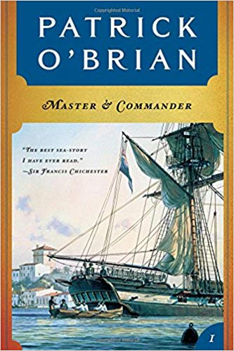 Patrick O'Brian - Master and Commander Audio Book Free