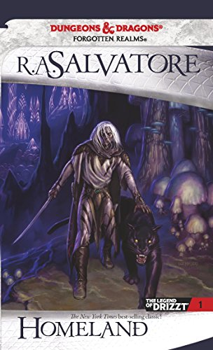 R.A. Salvatore - Homeland Audio Book Free