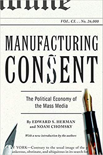 Edward S. Herman - Manufacturing Consent Audio Book Free