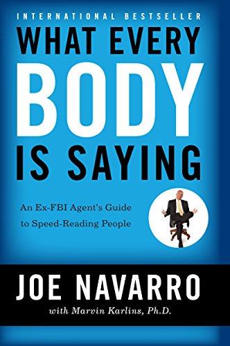 Joe Navarro - What Every BODY is Saying Audio Book Free
