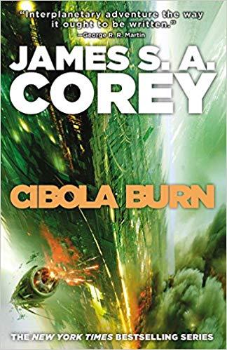 James S. A. Corey - Cibola Burn Audio Book Free