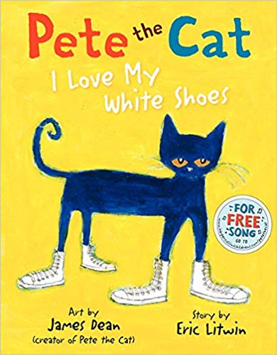 James Dean - Pete the Cat Audio Book Free
