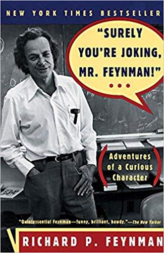 Richard P. Feynman - Surely You're Joking, Mr. Feynman! Audio Book Free
