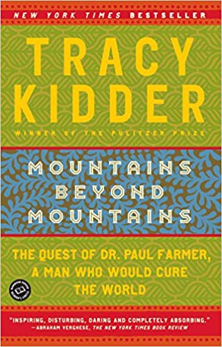 Tracy Kidder - Mountains Beyond Mountains Audio Book Free