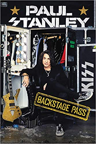 Paul Stanley - Backstage Pass Audio Book Free