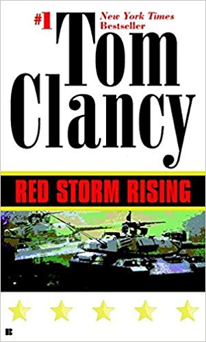 Tom Clancy - Red Storm Rising Audio Book Free