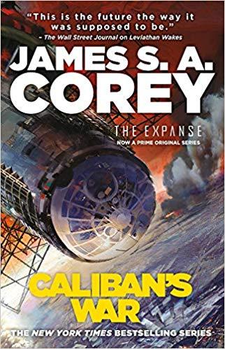 James S. A. Corey - Caliban's War Audio Book Free