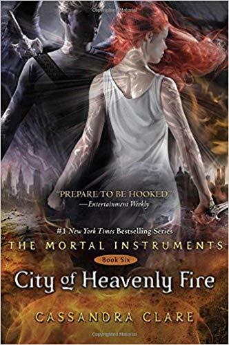 Cassandra Clare - City of Heavenly Fire Audio Book Free