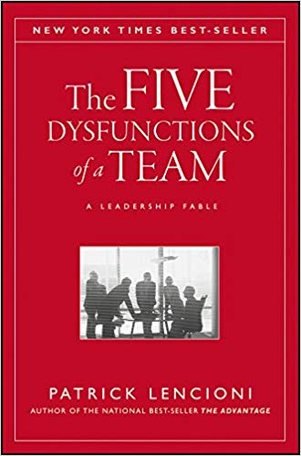 Patrick Lencioni - The Five Dysfunctions of a Team Audio Book Free