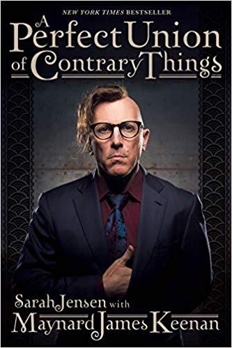 Maynard James Keenan - A Perfect Union of Contrary Things Audio Book Free