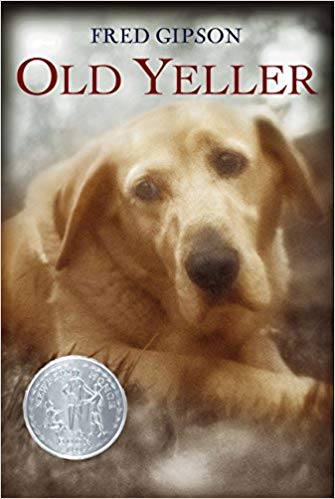 Fred Gipson - Old Yeller Audio Book Free