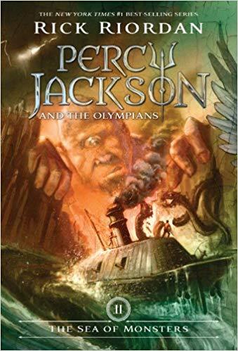Rick Riordan - The Sea of Monsters Audio Book Free