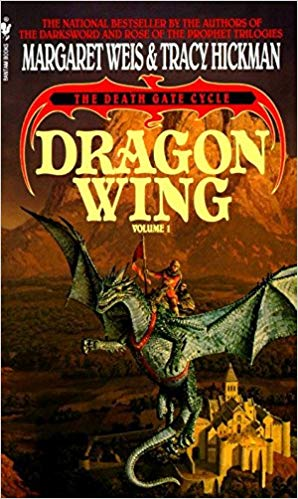 Margaret Weis - Dragon Wing Audio Book Free