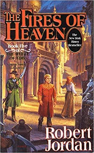 Robert Jordan - The Fires of Heaven Audio Book Free