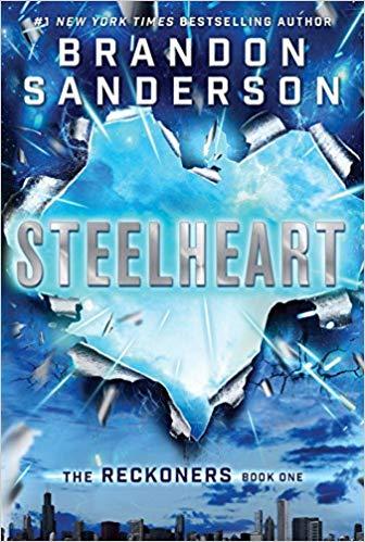 Brandon Sanderson - Steelheart Audio Book Free