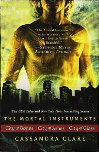 Cassandra Clare - The Mortal Instruments Audio Book Free