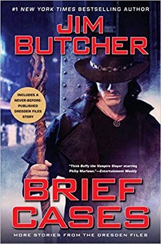 Jim Butcher - Brief Cases Audio Book Free