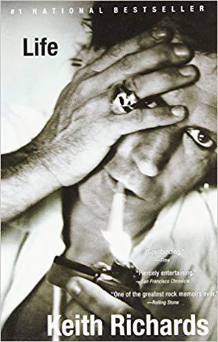 Keith Richards - Life Audio Book Free