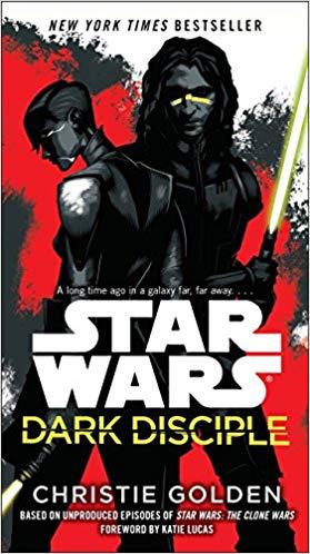 Christie Golden - Dark Disciple Audio Book Free