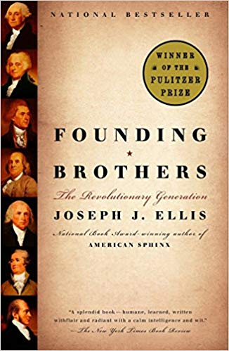 Joseph J. Ellis - Founding Brothers Audio Book Free