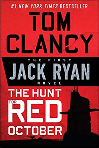 Tom Clancy - The Hunt for Red October Audio Book Free