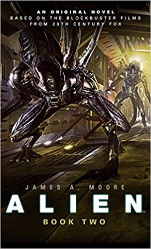 James A. Moore - Alien Audio Book Free