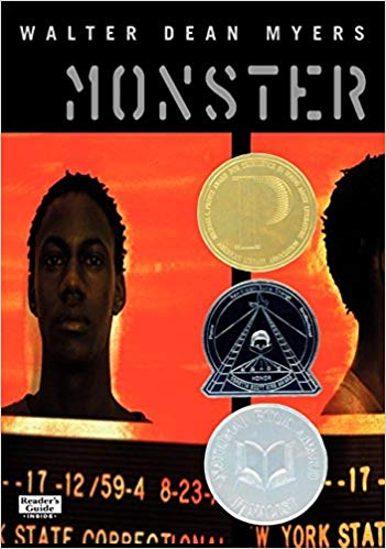 Walter Dean Myers - Monster Audio Book Free