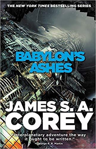James S. A. Corey - Babylon's Ashes Audio Book Free