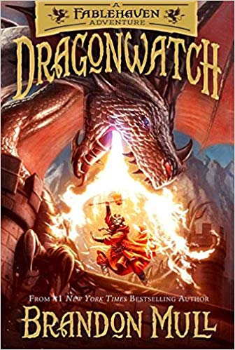 Brandon Mull - Dragonwatch Audio Book Free