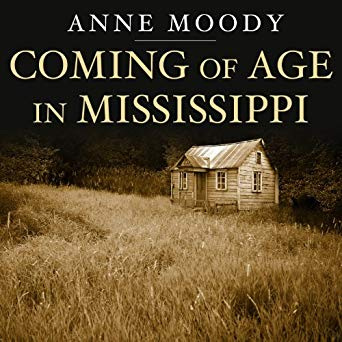 Anne Moody - Coming of Age in Mississippi Audio Book Free