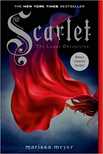 Marissa Meyer - Scarlet Audio Book Free