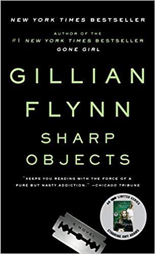 Gillian Flynn - Sharp Objects Audio Book Free