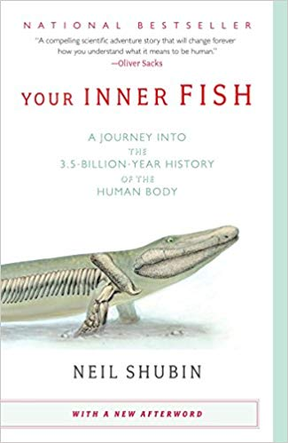 Neil Shubin - Your Inner Fish Audio Book Free