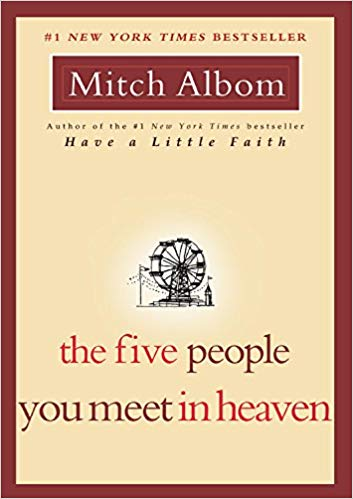 Mitch Albom - The Five People You Meet in Heaven Audio Book Free