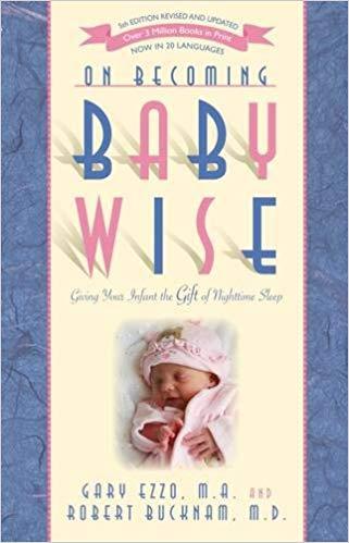 Robert Bucknam M.D. - On Becoming Baby Wise Audio Book Free