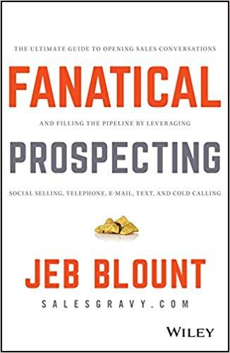 Jeb Blount - Fanatical Prospecting Audio Book Free