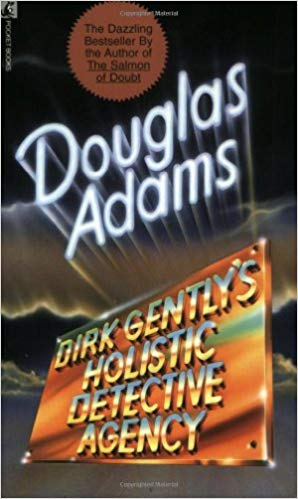 Douglas Adams - Dirk Gently's Holistic Detective Agency Audio Book Free