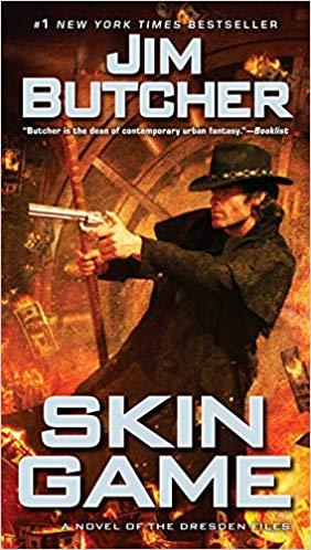 Jim Butcher - Skin Game Audio Book Free
