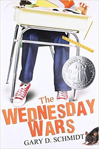 Gary D. Schmidt - The Wednesday Wars Audio Book Free