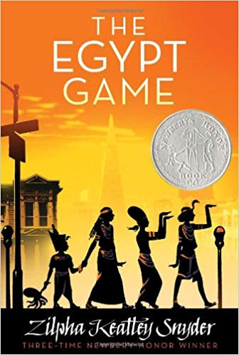 Zilpha Keatley Snyder - The Egypt Game Audio Book Free