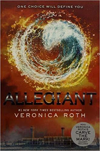 Veronica Roth - Allegiant Audio Book Free