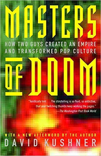 David Kushner - Masters of Doom Audio Book Free
