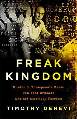 Timothy Denevi - Freak Kingdom Audio Book Free