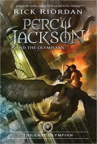 Rick Riordan - The Last Olympian Audio Book Free