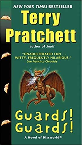 Terry Pratchett - Guards! Guards! Audio Book Free